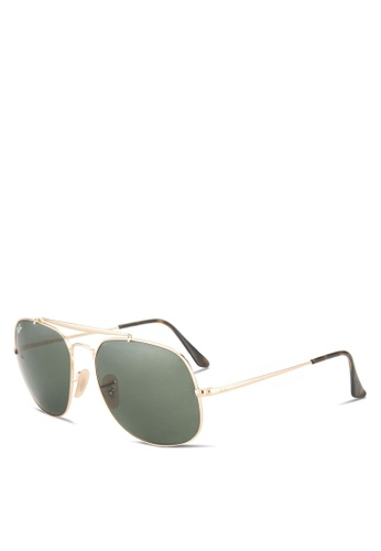 2f9418c955c79 Buy Ray-Ban General RB3561 Sunglasses Online on ZALORA Singapore