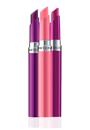 Revlon pink and purple RevlonUltraHDGelLipcolor™ 1.7g* 3 Ea - Sweet Collection 1 RE737BE0F40OSG_1