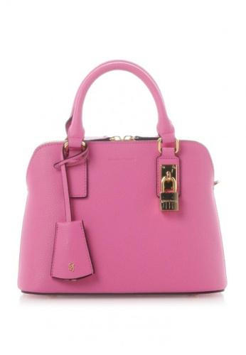 Samantha Thavasa pink Samantha Thavasa Hiking Flower Lady Mine Bag 5E10AAC7B8D9AEGS_1