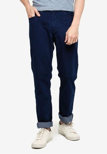 LC Waikiki blue 790 Comfortable Fit Jeans 5AEF2AA8DE836DGS_1