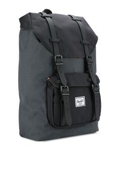 926766fc320f 15% OFF Herschel Little America Mid-Volume Backpack HK  1