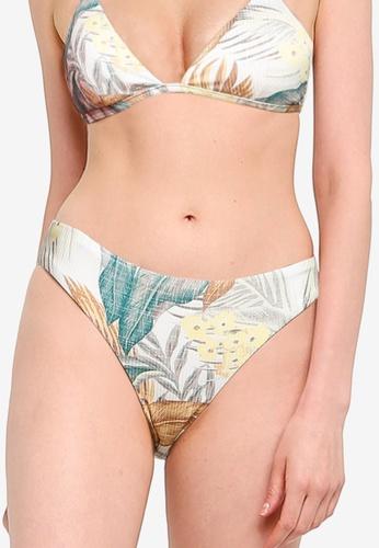 Rip Curl beige Tropic Sol Bikini Bottom C77F5AAD931A62GS_1