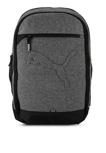 PUMA grey Puma Buzz Backpack A230AAC411C771GS_1