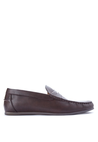 Call It Spring brown Palazzino Loafers CA427SH0KL6ZPH_1