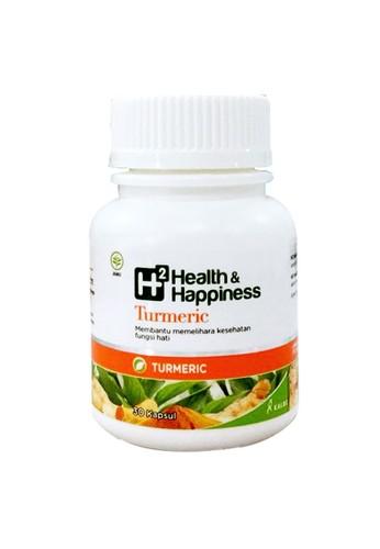 H2 Health & Happiness n/a H2 Turmeric 30 Kapsul E6D85ESE3B4AE4GS_1