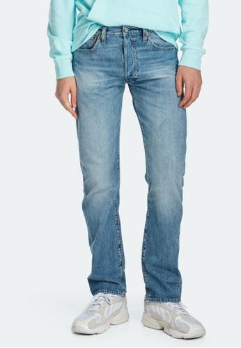 Levi's blue Levi's 501 Original Fit Jeans 00501-2965 2F42AAADDF20C9GS_1