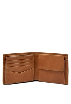 405123dc2459 Fossil Fossil Tate RFID Large Coin Pocket Bifold Wallet ML3846222 HK   700.00. Sizes One Size