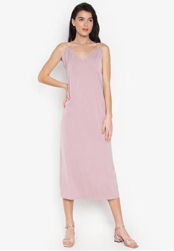 the___edit multi Louisa Strappy Low Neckline Slip On Dress 627A6AAEC60C73GS_1