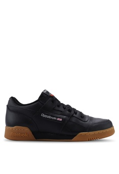 81204910d8d58 Reebok black Workout Plus Shoes A7565SH290C645GS 1