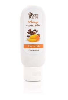 Foot Scrub Mango Cocoa 60ML