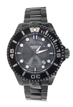 Pro Diver Men 47mm Case Stainless Steel Strap Automatic Watch 19808