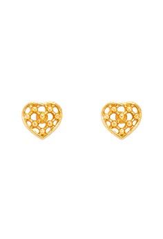 Stud Earrings Z037