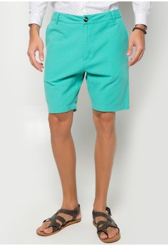 Mint Chino Short