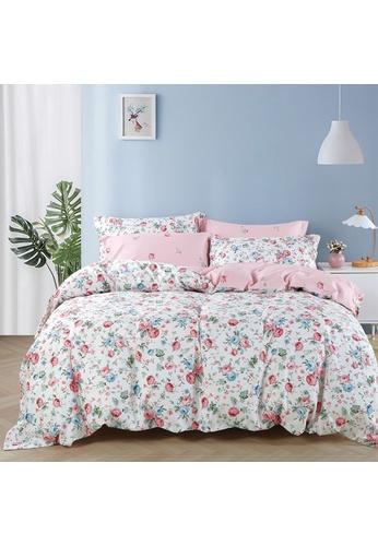 Epitex Epitex CP2037-5 900TC 100% Cotton Bed Sheet Set 31B08HLE7277F7GS_1