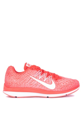 8c34f2adb5fc1 Shop Nike Nike Air Zoom Winflo 5 Shoes Online on ZALORA Philippines