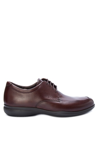 ECCO brown Grenoble Formal Shoes EC876SH0JC7QPH_1