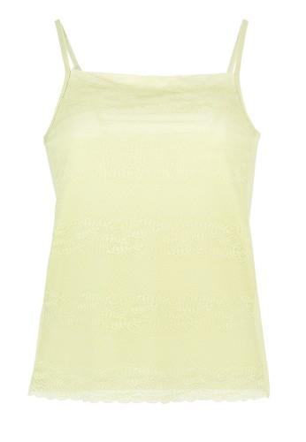 Cynthia yellow Lace in Body-Yellow CY646AA35XSAID_1