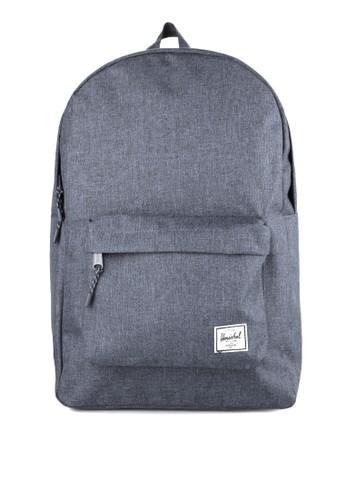 Herschel grey Classic Backpack HE449AC0UDOIID_1