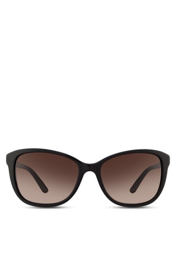Pop Chiesprit高雄門市c 閃飾太陽眼鏡, 飾品配件, 復古框