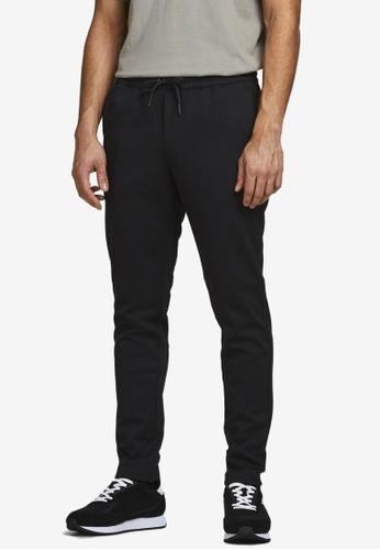 Jack & Jones black Twill Phil Chino Pants DA269AA7AC7222GS_1