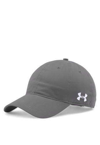 cd6dfa63b82 Under Armour grey Men s Blank Chino Cap 0C971AC99271EDGS 1