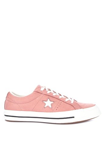 f95bfb697adc Shop Converse One Star Seasonal Varsity Sneakers Online on ZALORA  Philippines