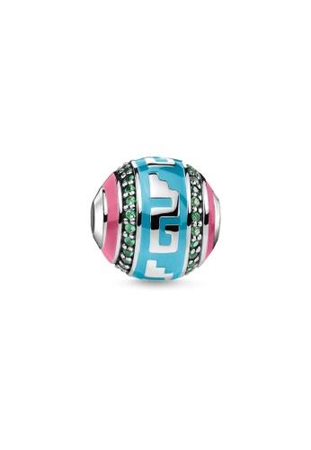 THOMAS SABO multi Karma Bead Ornament 46F57ACAE2D860GS_1