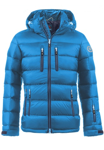 ARCTICA blue WOMEN'S CLASSIC DOWN PACKET A4786AAF0414C6GS_1