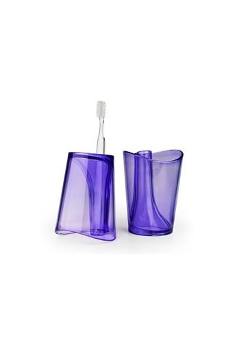 Qualy Qualy Flip Cup (Purple) 86212HL9C271B3GS_1