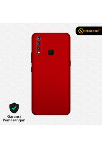 Exacoat Vivo Z1 Pro 3M Skins True Colors - Lust Red 7E71EES0690DF7GS_1