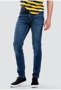 2192870e Levi's blue Levi's 512™ Slim Taper Fit Jeans 3E68AAA6978B0AGS_1