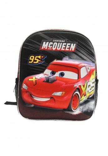 Disney red Disney Cars Lightning Mcqueen Kids' Backpack B01DBKCD5BF7DFGS_1