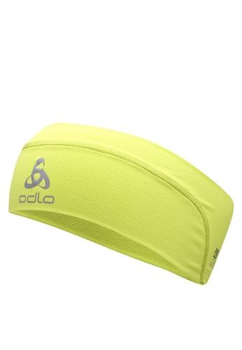 Odlo green Ceramicool Headband E30E6ACC6AF62AGS_1