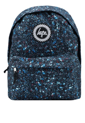 Just Hype multi Marble Backpack 39A41ACDE8E201GS_1