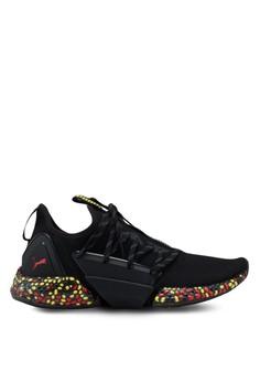79ad4d2d8585 PUMA black Run Train Hybrid Rocket Runner Shoes 8ED7ASHEE4105EGS 1