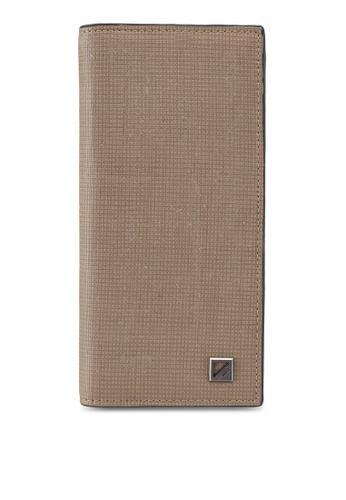 Shop Arrow Textured Long Wallet Online on ZALORA Philippines 95b8d2fb20