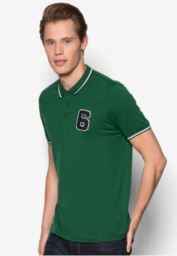 數字拼貼POsalon esprit 香港LO 衫, 服飾, Polo衫