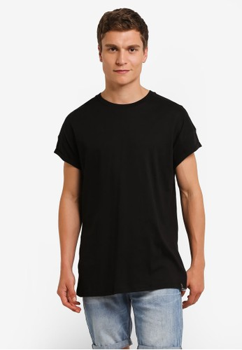 Factorie black The Cap Tee FA113AA0UJ2IID_1