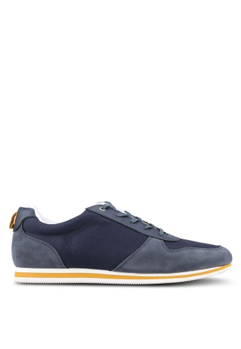 Call It Spring navy Campiglio Sneakers CA512SH0RQHSMY_1