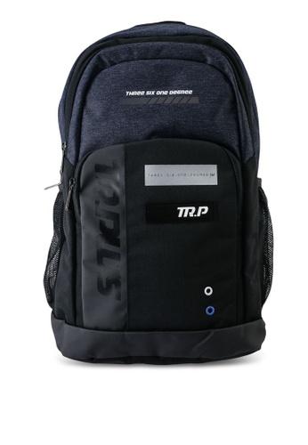 361° black Cross Training Backpack F02A7AC3E54DE5GS_1