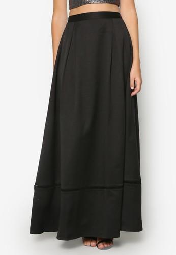 Florence 鉤針拼接長裙, zalora是哪裡的牌子服飾, 裙子