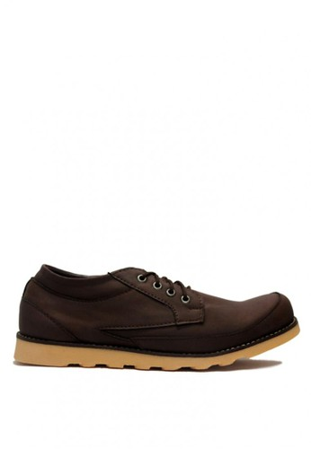 D-Island brown D-Island Shoes All New Boots Mens Western Dark Brown DI594SH69KMGID_1