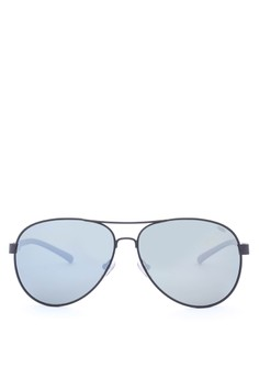 MS Atlas 3A010 FPZM 15SS Sunglasses with Case