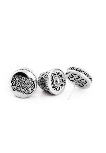 Sunaka Jewelry silver Perhiasan Wanita Perak Asli - Anting Batik Indonesia 4EB03AC342BA50GS_1