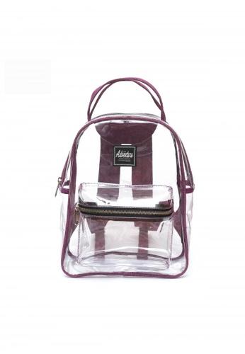 The Adventure lilac purple Backpack PVC Briar FB7AEAC6908998GS_1
