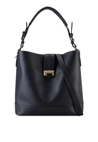 Buy TOPSHOP Andy Hardware Detail Hobo Bag | ZALORA Singapore