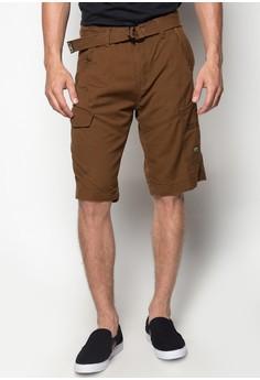 Canvass Cargo Shorts