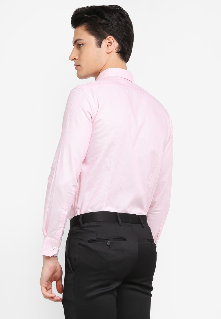 Long Pink Shirt G2000 Sleeve Tone Pattern Sea 2 E0UBqzFaxa