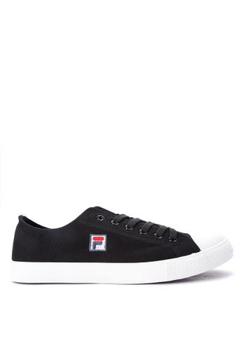 Fila black FC Anvil Sneakers FI683SH66TBPPH_1