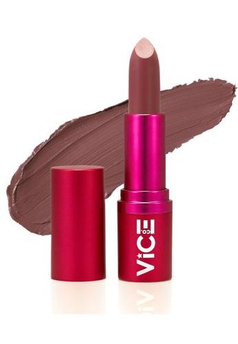 Vice Cosmetics pink Good Vibes Matte Lipstick Chukchak 0EB96BE8E7F94AGS_1